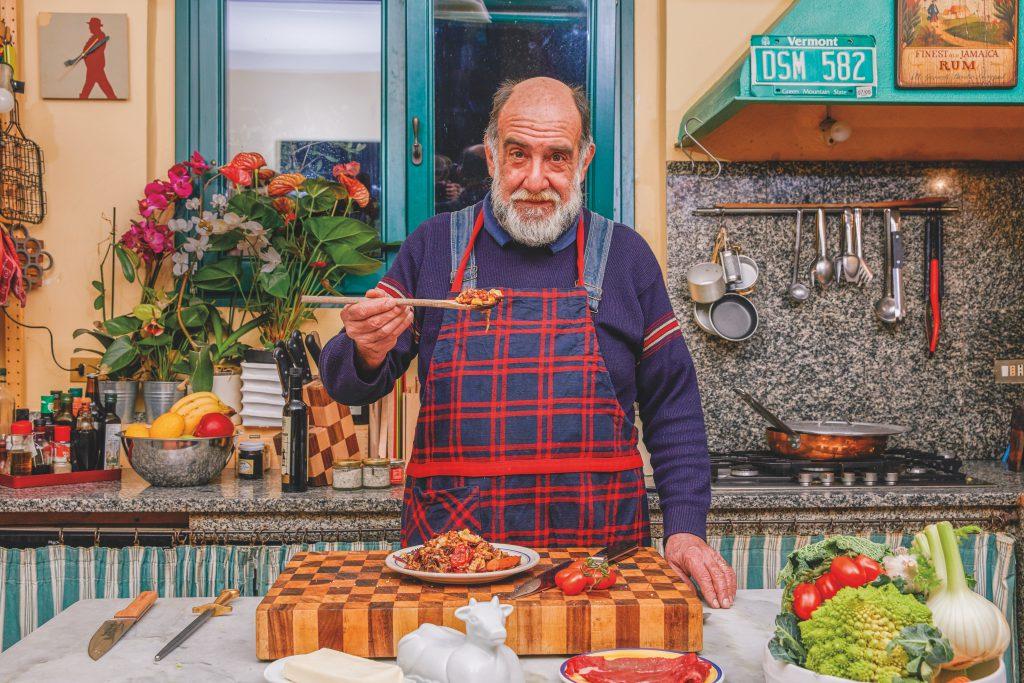 Lo chef Giorgione e la sua passione per la cucina