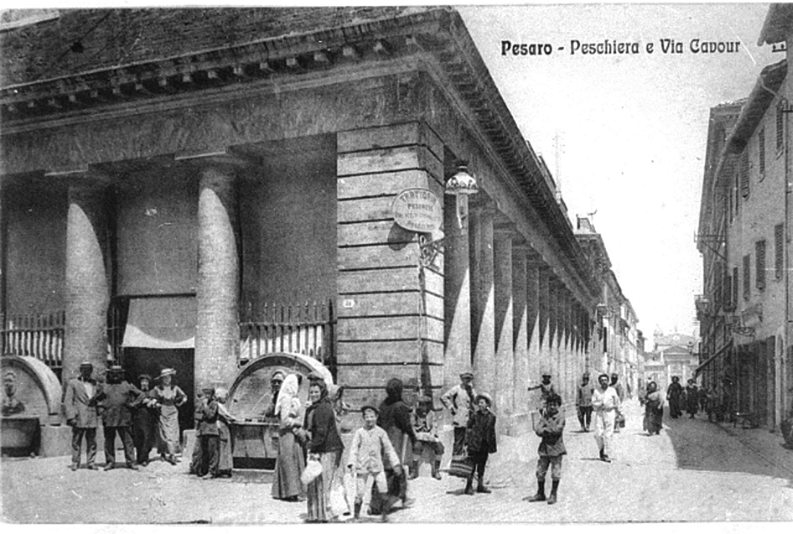 La Pescheria - Pesaro
