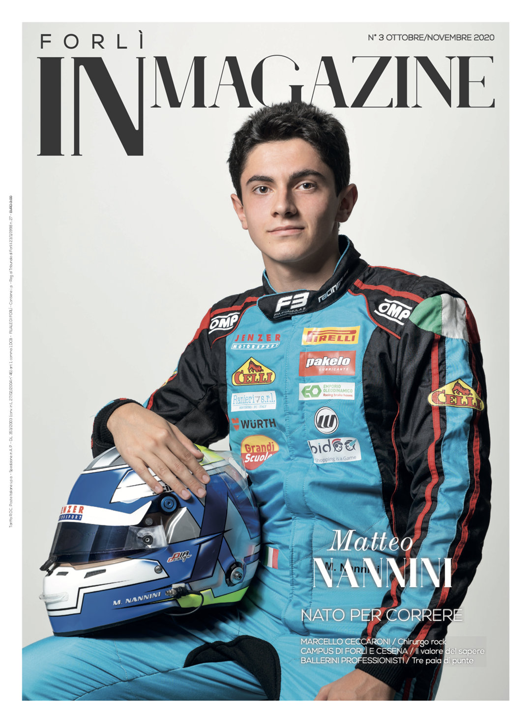 cover Forlì Nannini