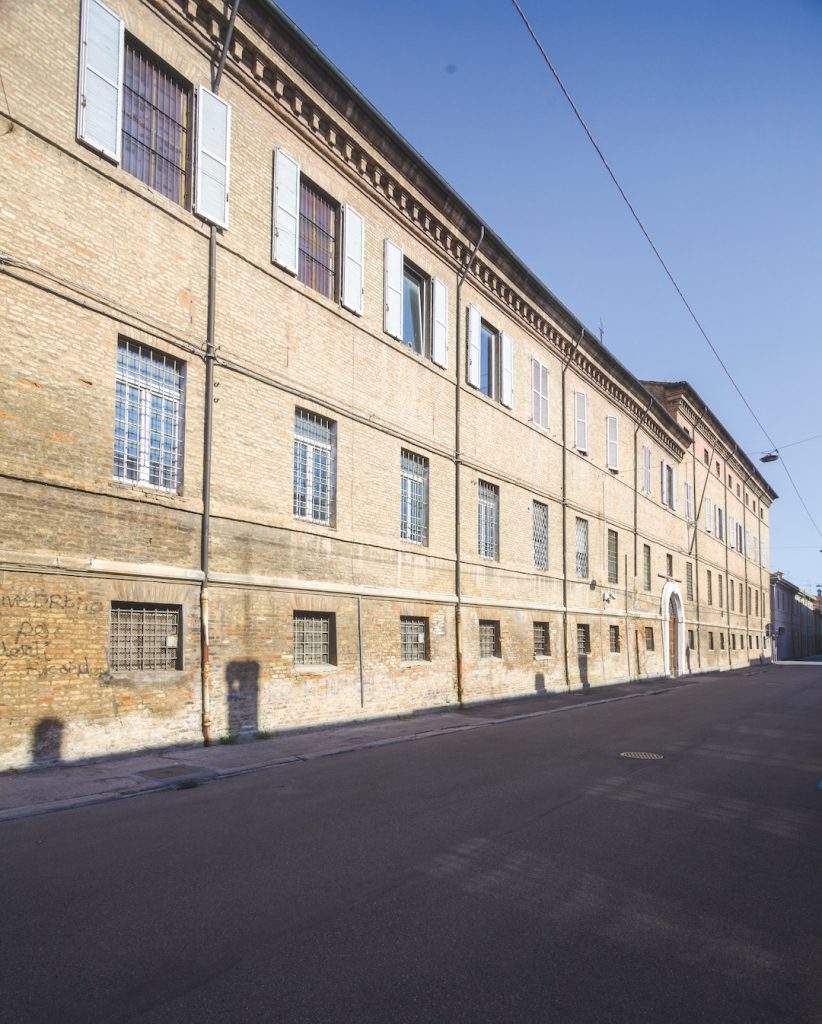 Ravenna, ex caserma