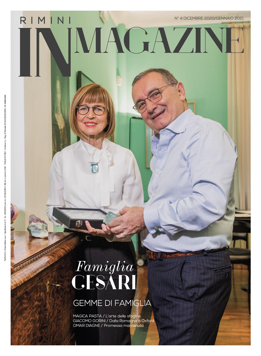Famiglia Cesari cover Rimini n. 4/2020